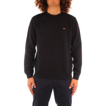 Textil Homem Sweats Napapijri NP0A4FQW0411 Preto