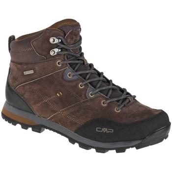 Sapatos Homem Sapatos de caminhada Cmp Alcor Mid Castanho