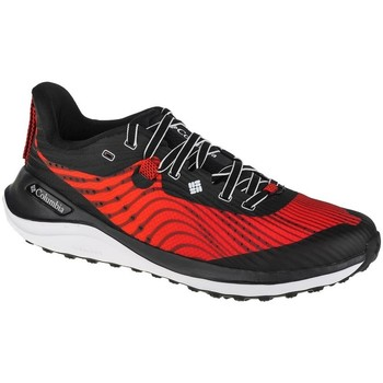 Sapatos Homem Sapatilhas Columbia Escape Ascent Vermelho