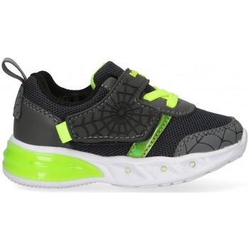 Sapatos Rapaz Sapatilhas Bubble 58921 cinza