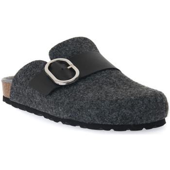 Sapatos Mulher Chinelos Grunland ASFALTO 70SARA Grigio