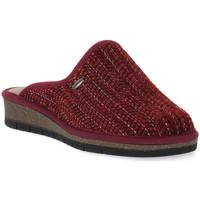 Sapatos Mulher Chinelos Grunland BORDO G7DOLA Rosso