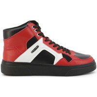 Sapatos Homem Sapatilhas de cano-alto Duca Di Morrone - nick Vermelho