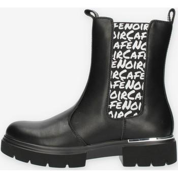 Sapatos Rapariga Botas baixas Café Noir C1480 Preto