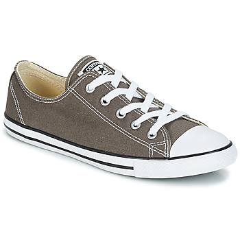 Sapatos Mulher Sapatilhas Converse ALL STAR DAINTY OX Antracite