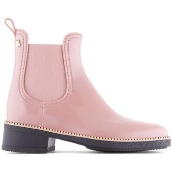Sapatos Mulher Botas Lemon Jelly Botas Ava 19 Rosa