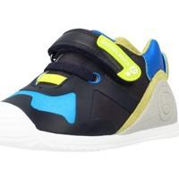 Sapatos Rapaz Sapatilhas Biomecanics 211131 Azul