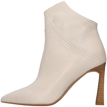 Sapatos Mulher Botas baixas Albano 1007A Bege