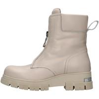 Sapatos Mulher Botins Albano 1084A Bege