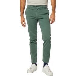 Textil Homem Chinos Elpulpo  Verde