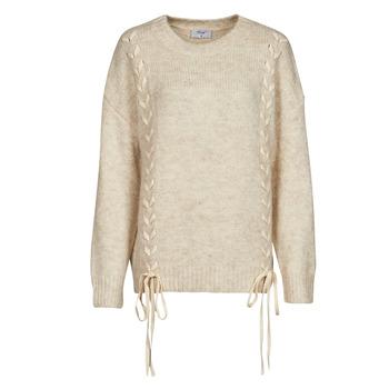 Textil Mulher camisolas Betty London PANIPA Cru