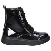 Sapatos Criança Botas baixas Garvalin BOTINES  211541 B NIÑA NEGRO Noir