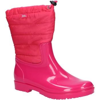 Sapatos Criança Botas de borracha Xti 57416 Rosa