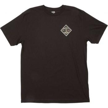 Textil Homem T-Shirt mangas curtas Salty Crew T-shirt  Tippet Decoy Standard noir
