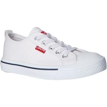 Sapatos Criança Sapatilhas Levi's VORI0005T MAUI Blanco