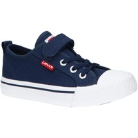 Sapatos Criança Sapatilhas Levi's VORI0005T MAUI Azul