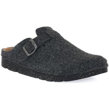 Sapatos Homem Chinelos Grunland ANTRACITE 40TOPP Grigio