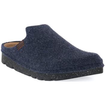 Sapatos Homem Chinelos Grunland BLU 40TOPP Blu
