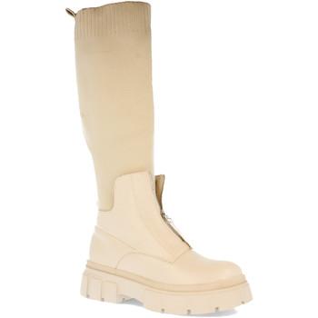 Sapatos Mulher Botas Ainy 7776 Beige