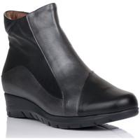 Sapatos Mulher Botins Pitillos 2301 Preto