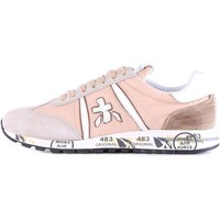 Sapatos Mulher Sapatilhas Premiata LUCY 5305 sneaker mulher Bege
