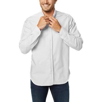 Textil Homem Camisas mangas comprida Elpulpo  Blanco