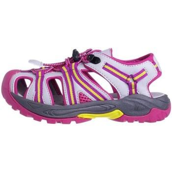 Sapatos Criança Sandálias Cmp Aquarii Hiking Branco, Cor-de-rosa