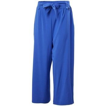 Textil Mulher Calças Helly Hansen Siren Culotte Azul