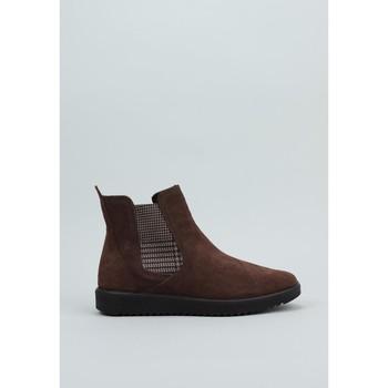 Sapatos Mulher Botins Vulladi  Castanho