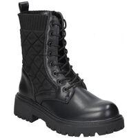 Sapatos Mulher Botins D'angela BOTINES  DQB20202 MODA JOVEN NEGRO Noir
