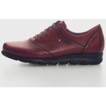 Sapatos Mulher Sapatos & Richelieu Fluchos F0354 Rojo