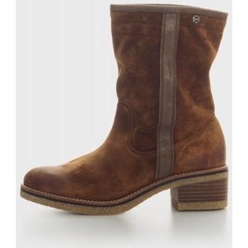 Sapatos Mulher Botins Porronet 4323 Marrón