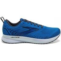 Sapatos Homem Sapatilhas de corrida Brooks Levitate 5 Azul