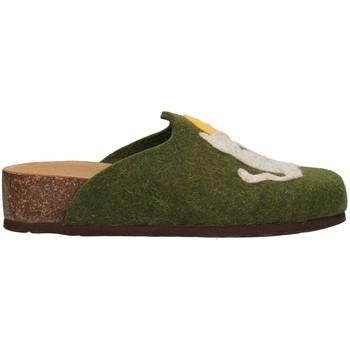 Sapatos Mulher Chinelos Bionatura 12GAT20-I-FELV74 Verde
