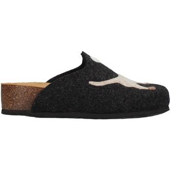 Sapatos Mulher Chinelos Bionatura 12ARGO-I-FELA118 Cinza