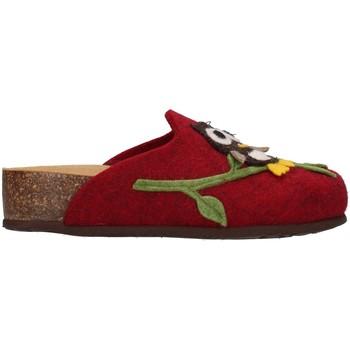 Sapatos Mulher Chinelos Bionatura 12GUFO-I-FELB503 Vermelho