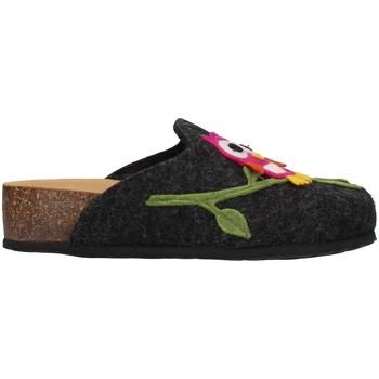 Sapatos Mulher Chinelos Bionatura 12GUFO-I-FELA118 Cinza