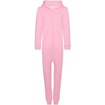 Textil Criança Pijamas / Camisas de dormir Colortone CC01J Baby Pink