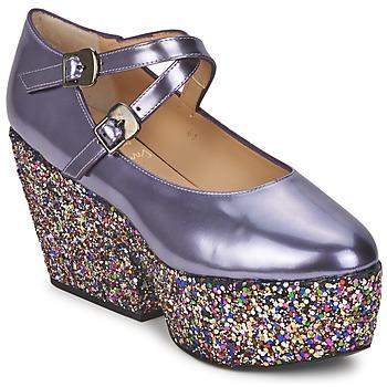 Sapatos Mulher Escarpim Minna Parikka KIDE Púrpura / Multicolor
