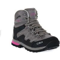 Sapatos Homem Sapatilhas de corrida Cmp U739 ATHUNIS MID W Grigio
