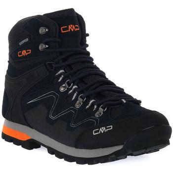 Sapatos Homem Sapatilhas de corrida Cmp U423 ATHUNIS MID W Grigio