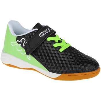 Sapatos Rapaz Desportos indoor Kappa Aversa K Noir