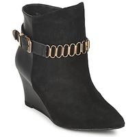 Sapatos Mulher Botins Pastelle ALINE Preto