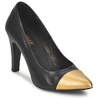 Sapatos Mulher Escarpim Pastelle AMELINE Preto