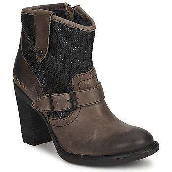 Sapatos Mulher Botins Replay GENIE Preto