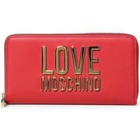 Malas Mulher Carteira Love Moschino JC5611PP1DLJ050A Vermelho