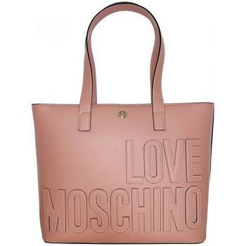 Malas Mulher Cabas / Sac shopping Love Moschino JC4174PP1DLH0611 Cor-de-rosa