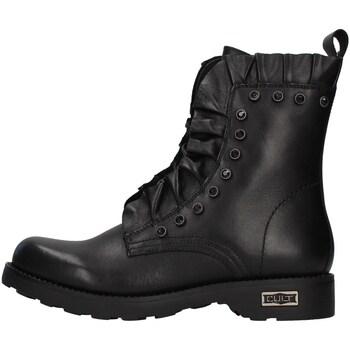 Sapatos Mulher Botins Cult CLW320200 Preto
