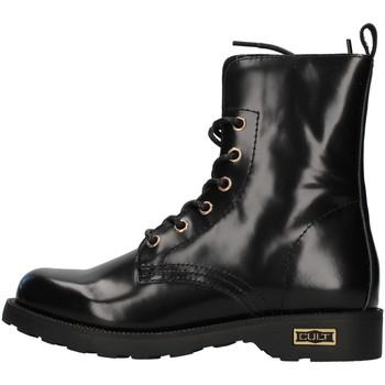Sapatos Mulher Botas baixas Cult CLE101699 Preto