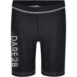 Textil Criança Shorts / Bermudas Dare 2b  Preto
